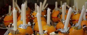 Christingle Carol Service @ St Oswald's Church