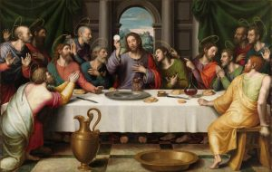 Maundy Thursday Supper @ St Oswald's Church Hall