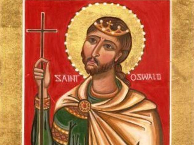 St Oswald's Day Service