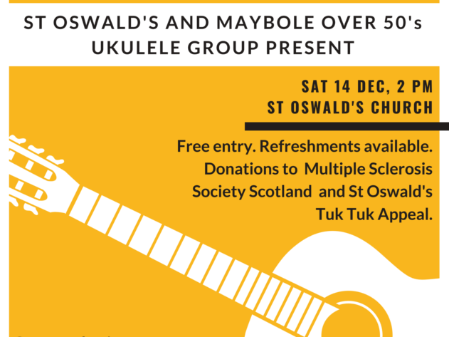 Concert at St Oswald's
